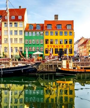 Week-end Copenhague