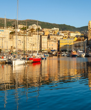 Week-end Bastia