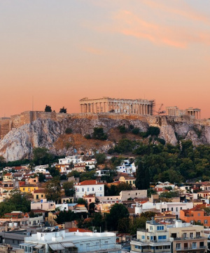 Week-end Athènes