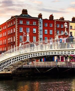 Week-end Dublin