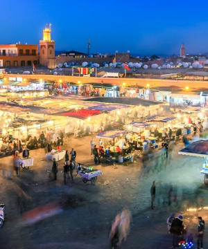 Week-end Marrakech