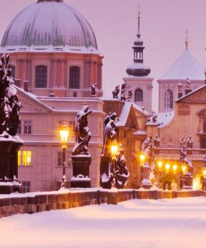 Week-end Prague