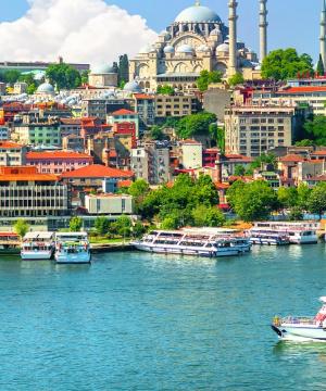 Week-end Istanbul