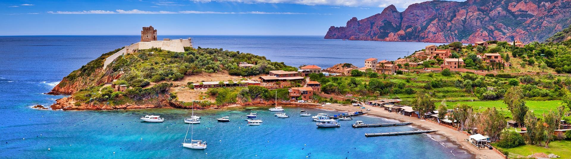 Week-end pas cher Corse