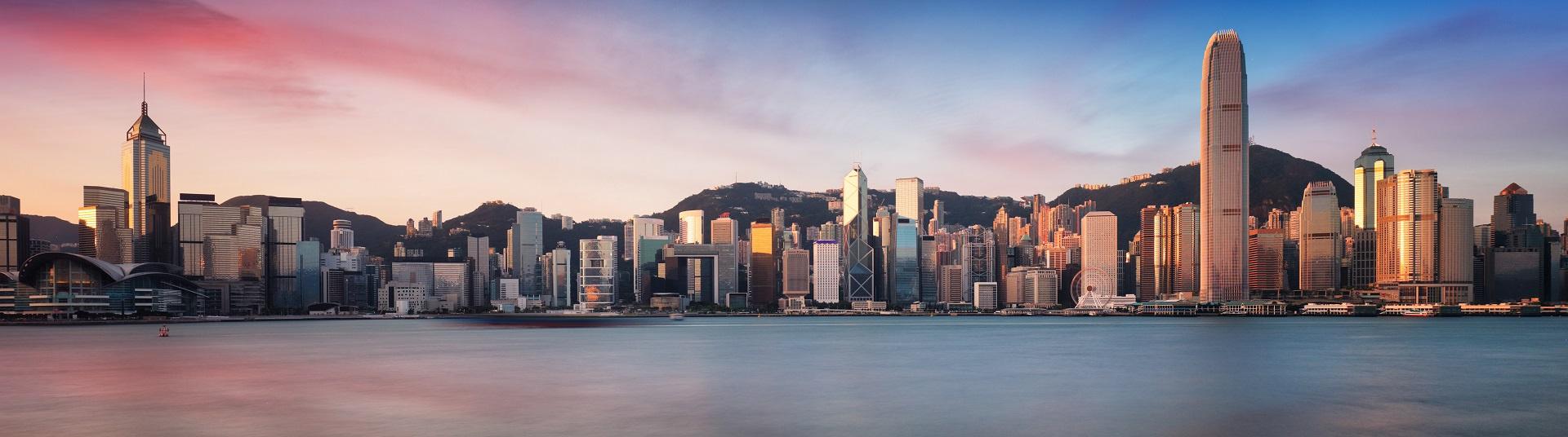 Week-end pas cher Hong Kong