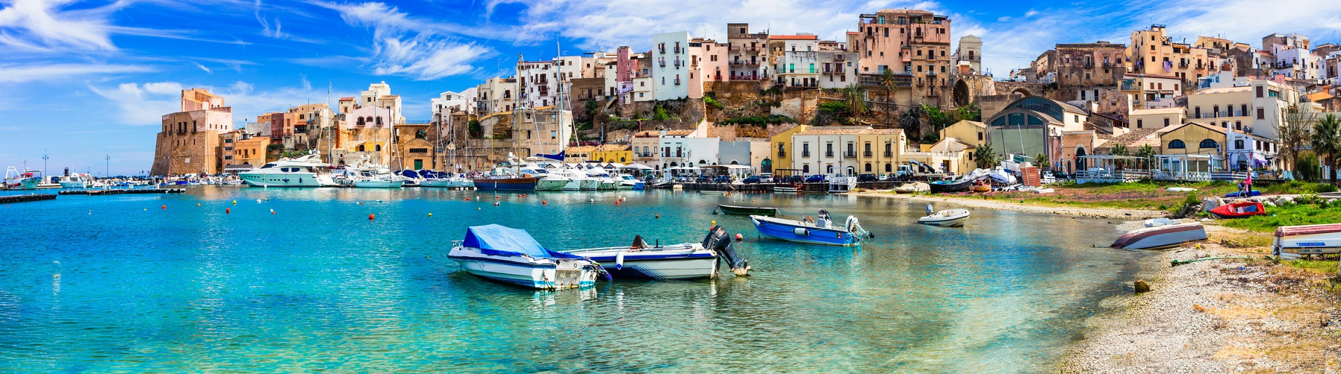 Week-end pas cher Sicile