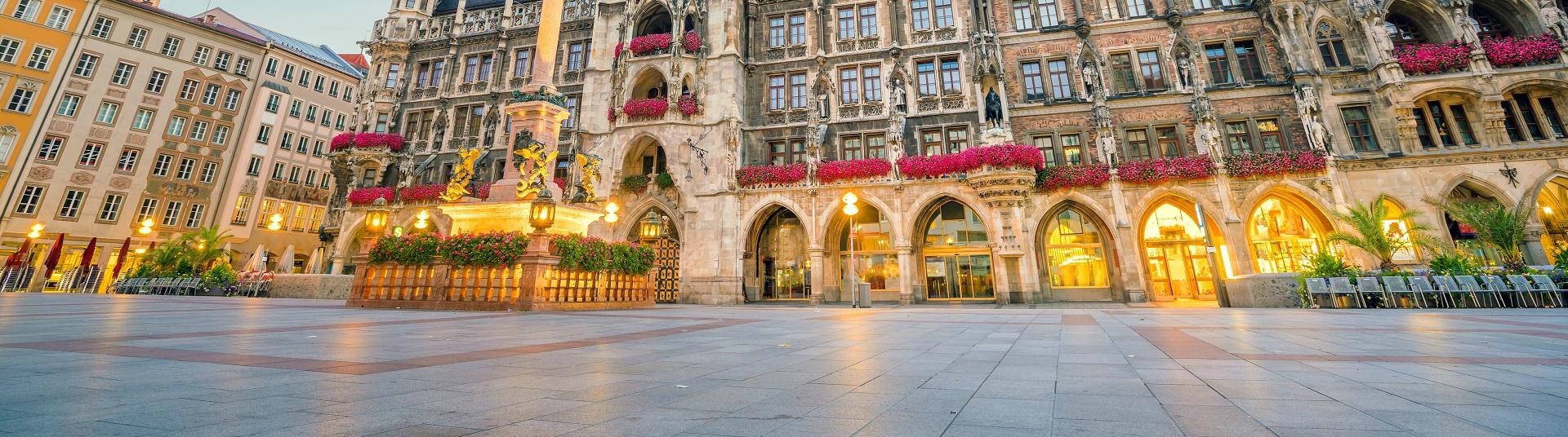 Week-end pas cher Munich
