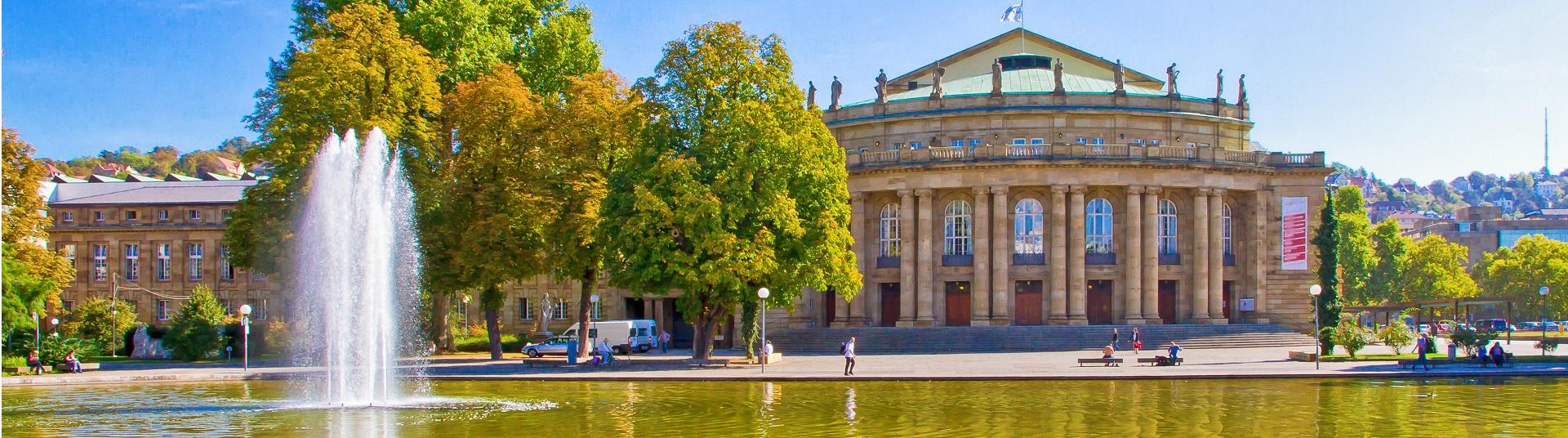 Week-end pas cher Stuttgart
