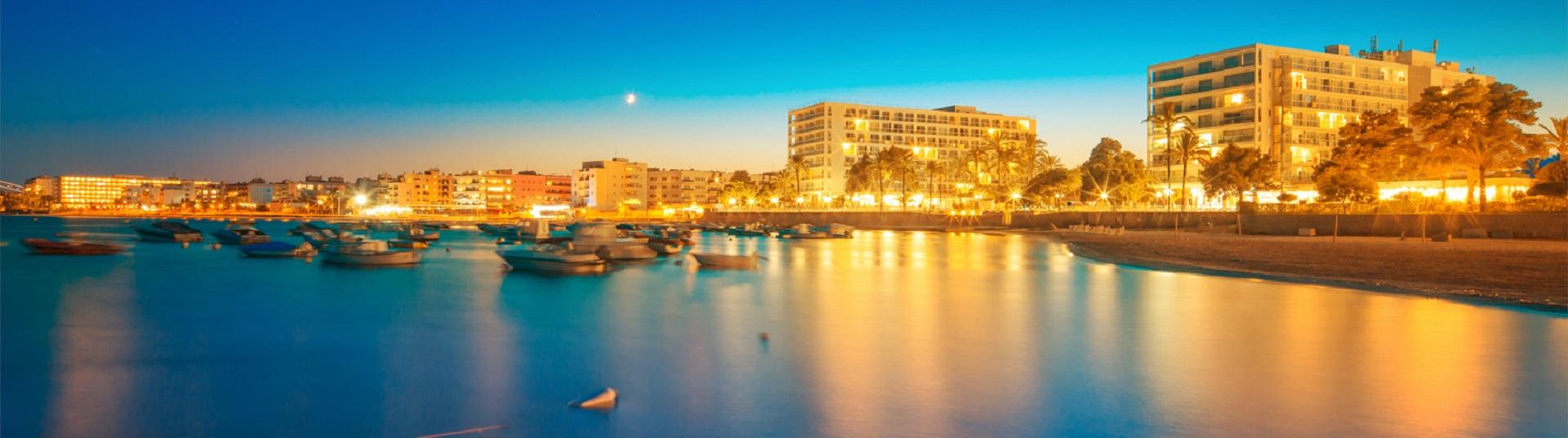 Week-end pas cher Ibiza