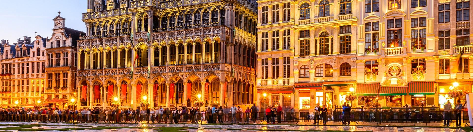 Week-end pas cher Bruxelles