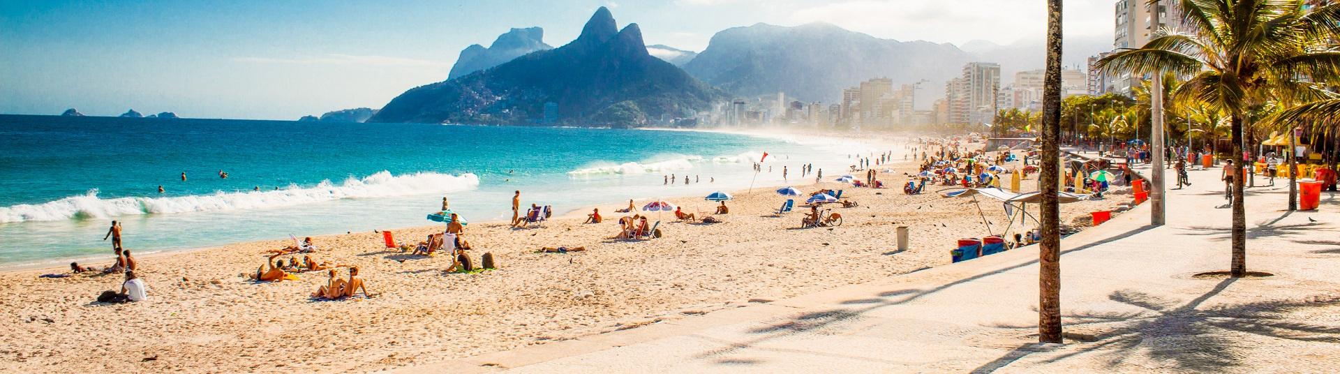 Week-end pas cher Rio de Janeiro