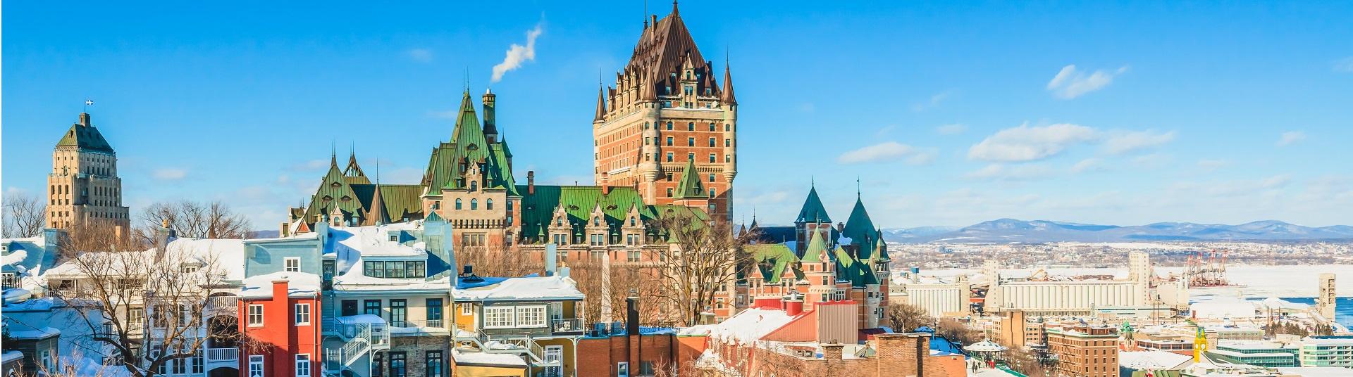 Week-end pas cher Québec City