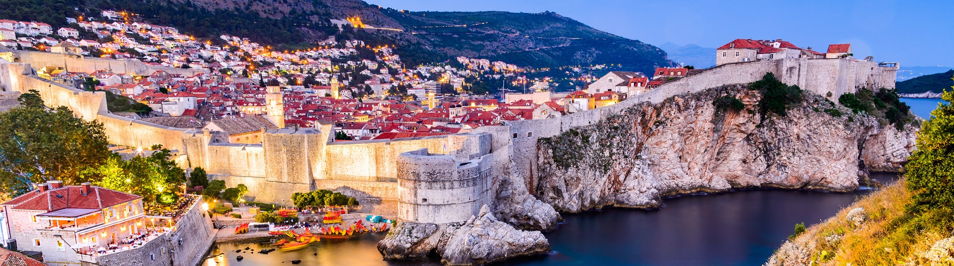 Week-end pas cher Dubrovnik