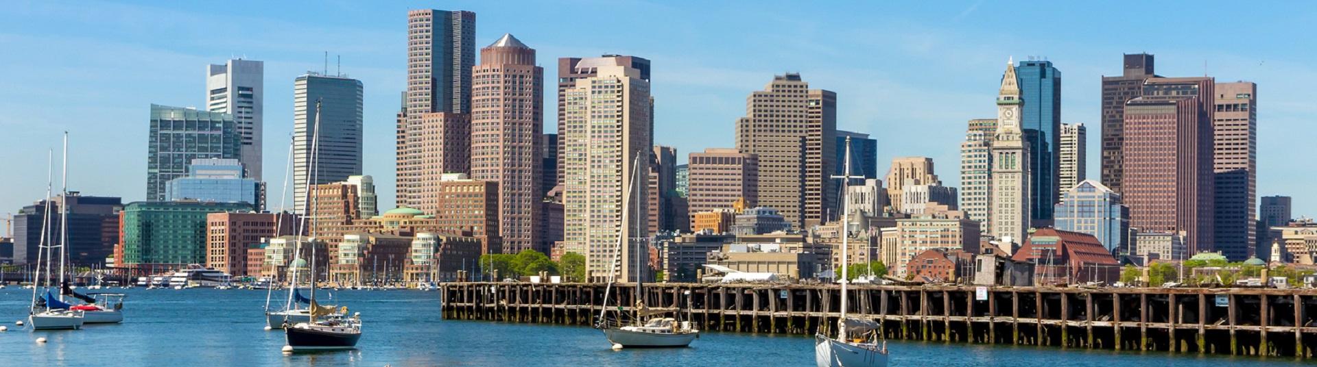 Week-end pas cher Boston