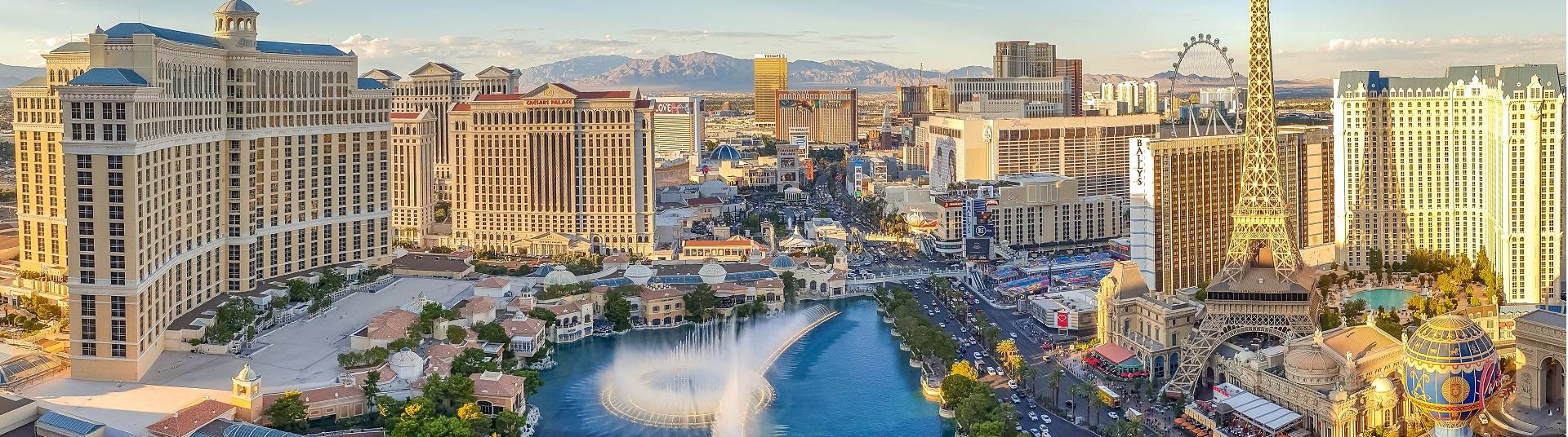 Week-end pas cher Las Vegas