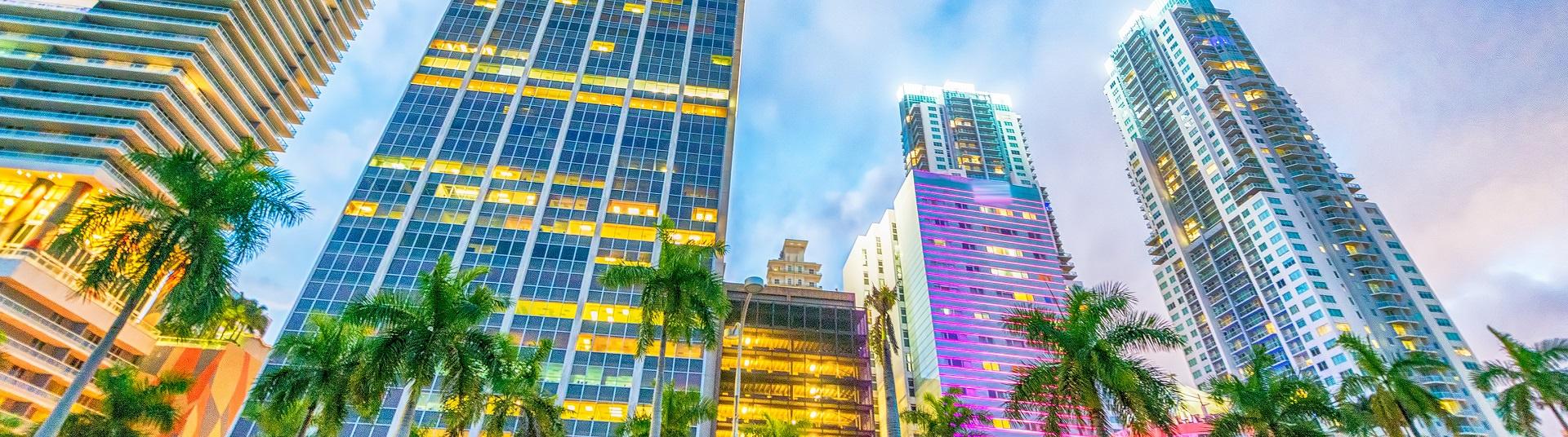 Week-end pas cher Miami
