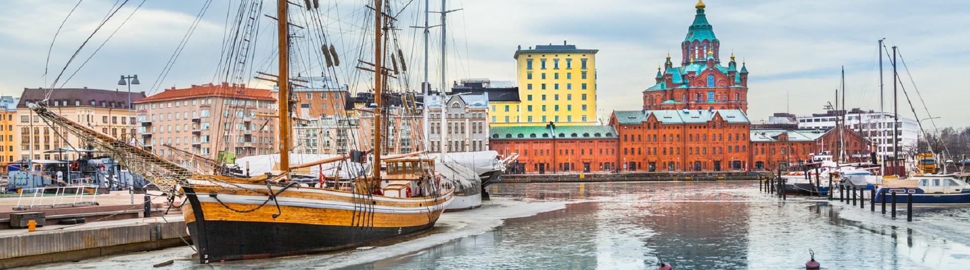 Week-end pas cher Helsinki
