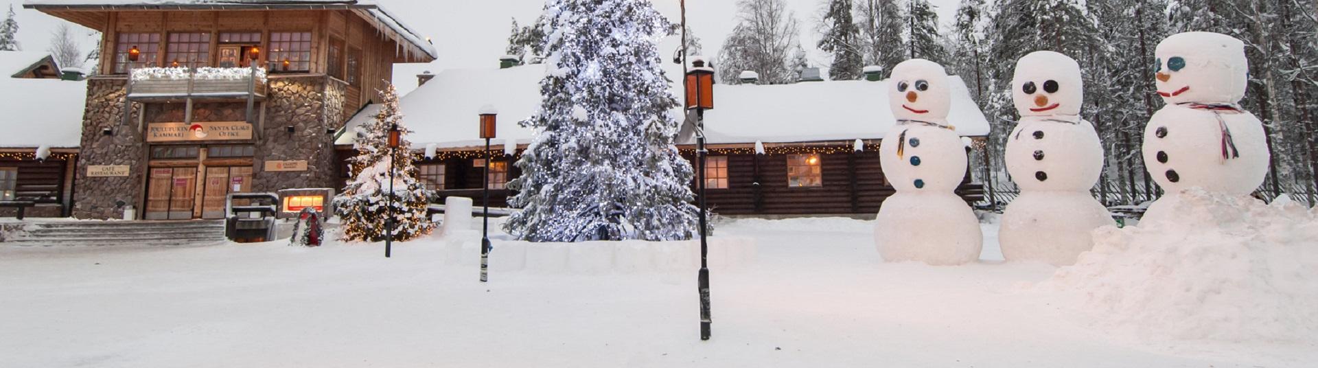 Week-end pas cher Rovaniemi