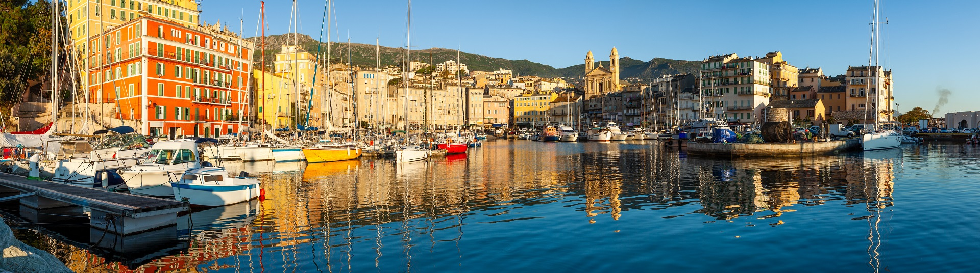 Week-end pas cher Bastia