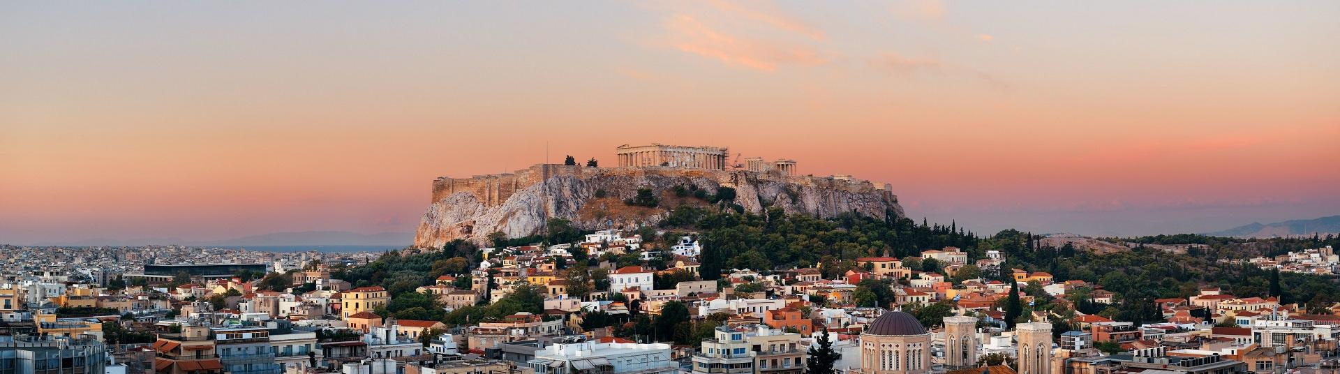 Week-end pas cher Athènes