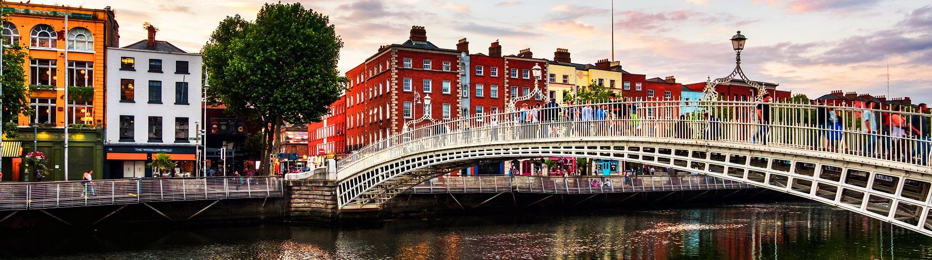 Week-end pas cher Dublin