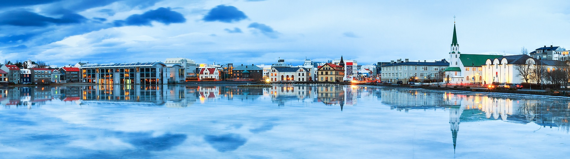 Week-end pas cher Reykjavik