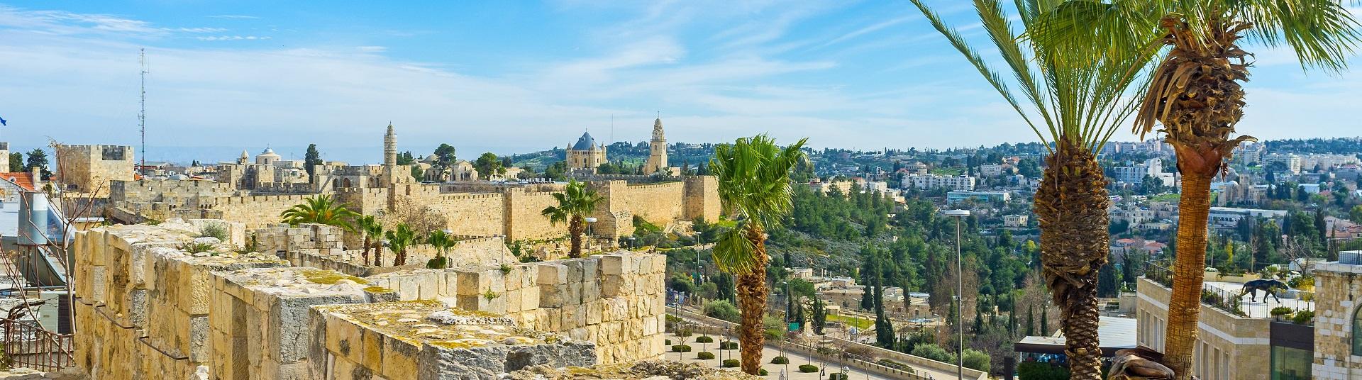 Week-end pas cher Jerusalem