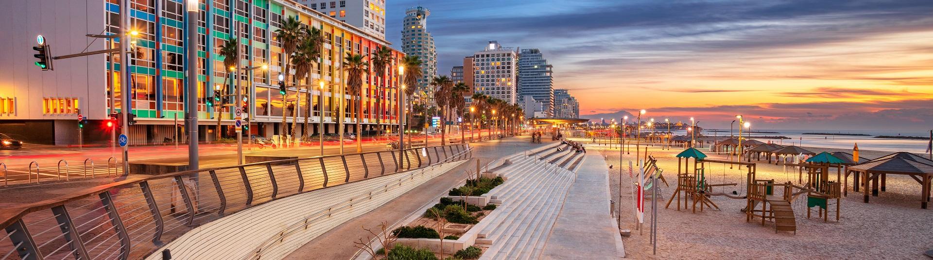 Week-end pas cher Tel Aviv