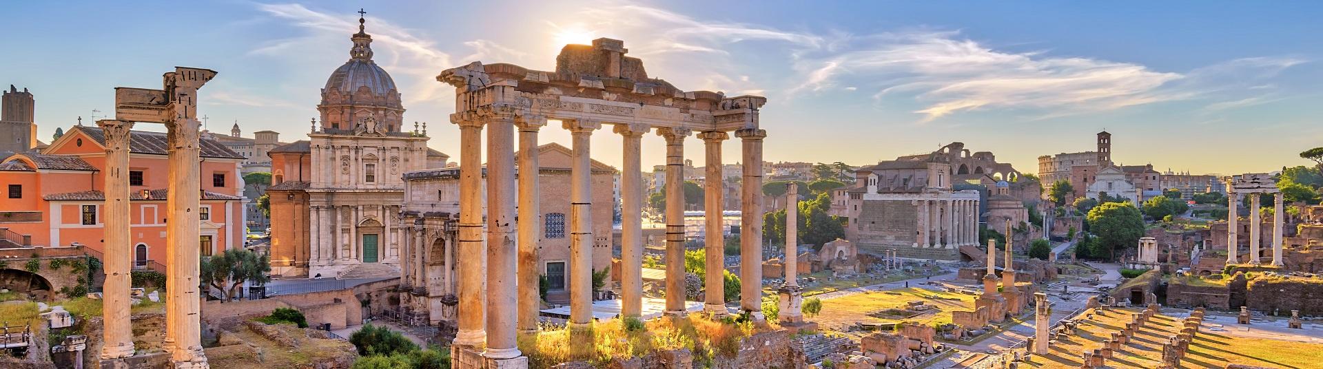 Week-end pas cher Rome