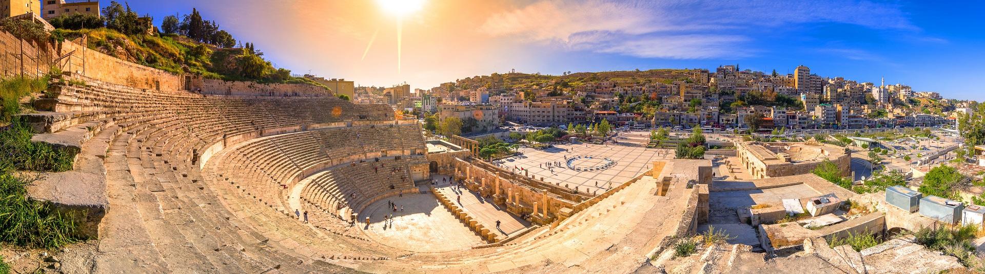 Week-end pas cher Amman