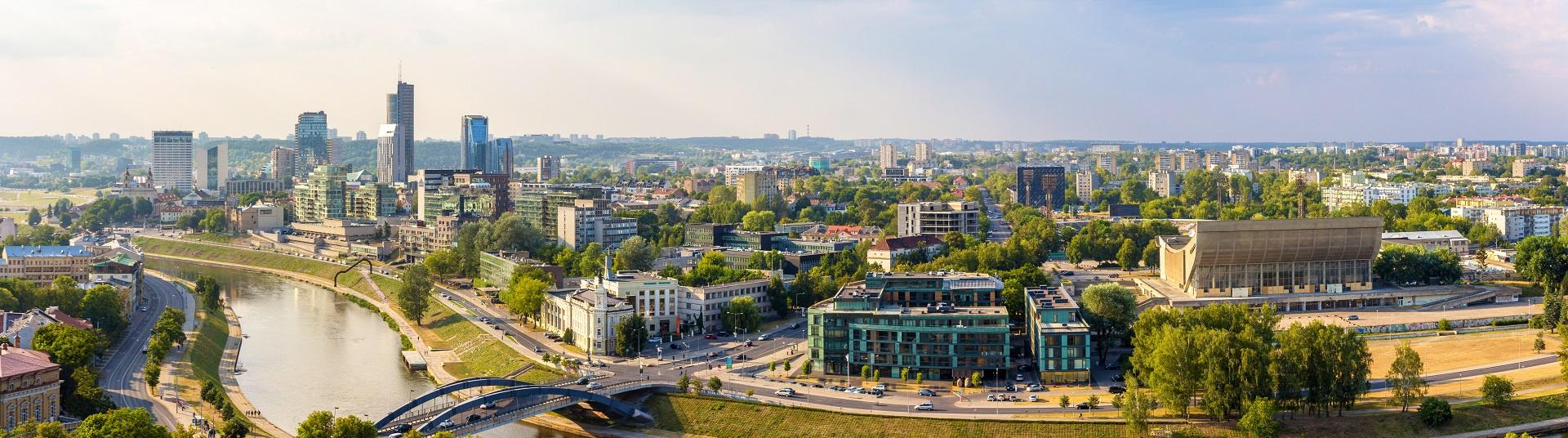 Week-end pas cher Vilnius