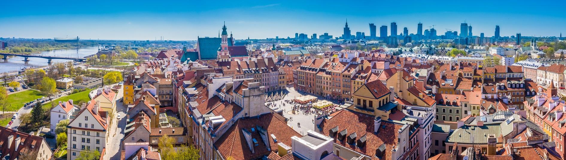 Week-end pas cher Varsovie