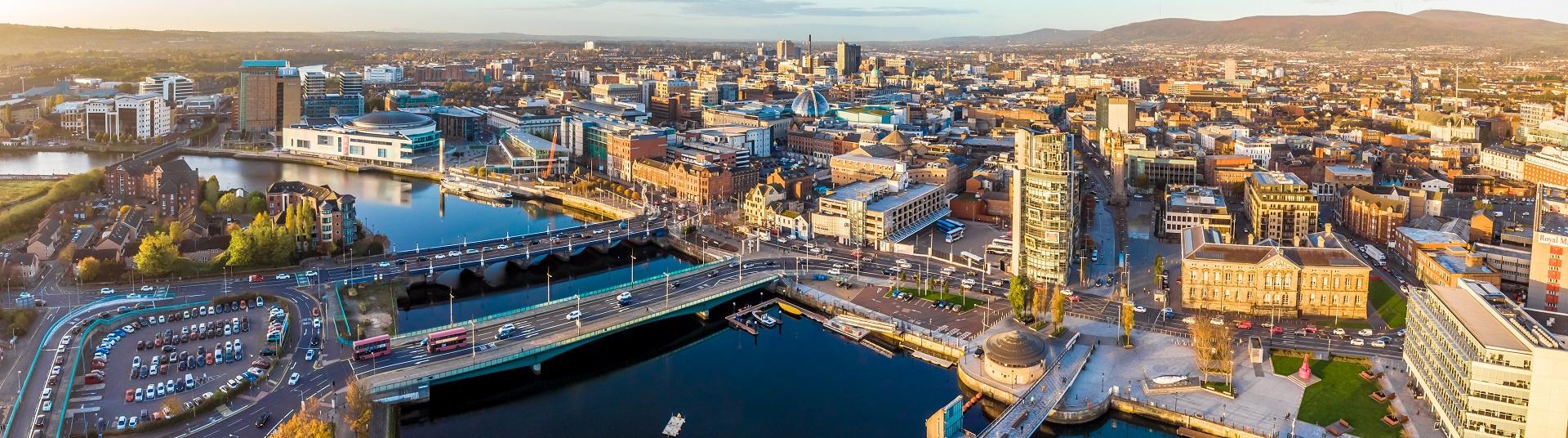 Week-end pas cher Belfast