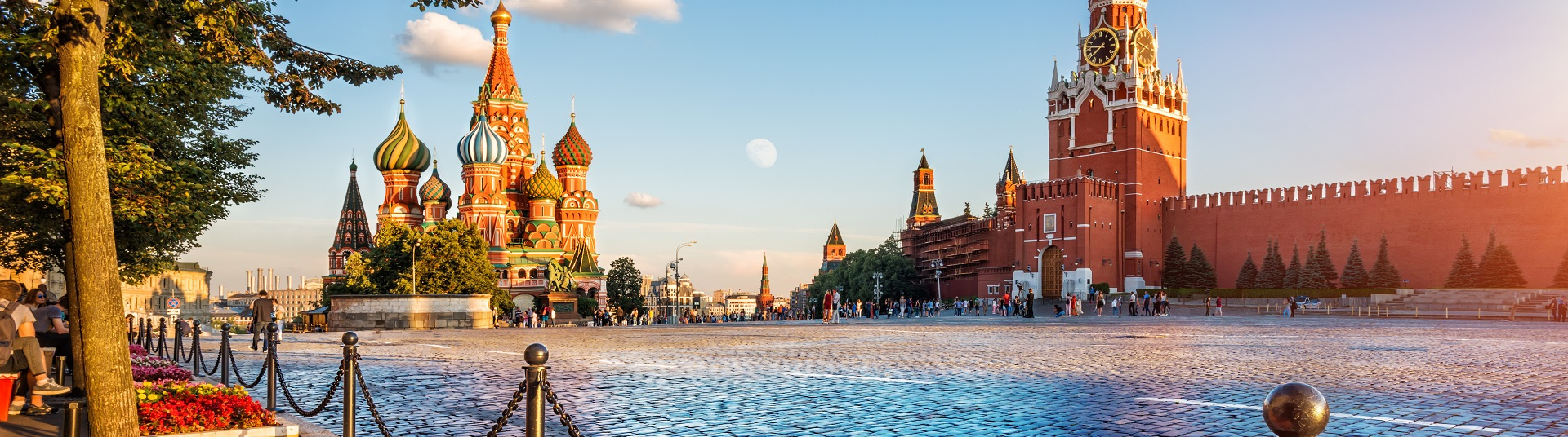 Week-end pas cher Moscou