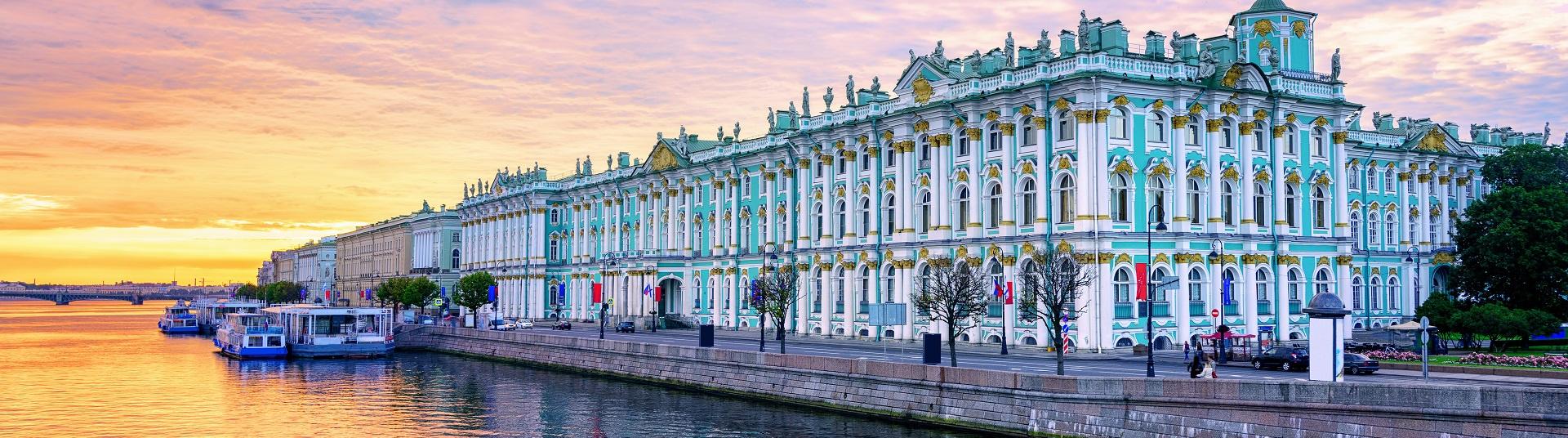 Week-end pas cher Saint Petersbourg