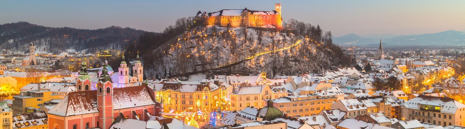 Week-end pas cher Ljubljana