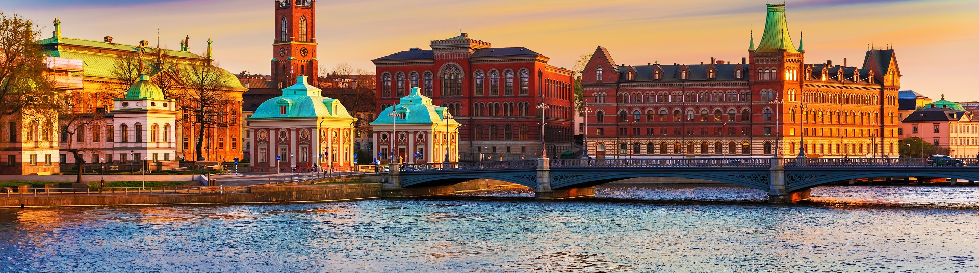 Week-end pas cher Stockholm