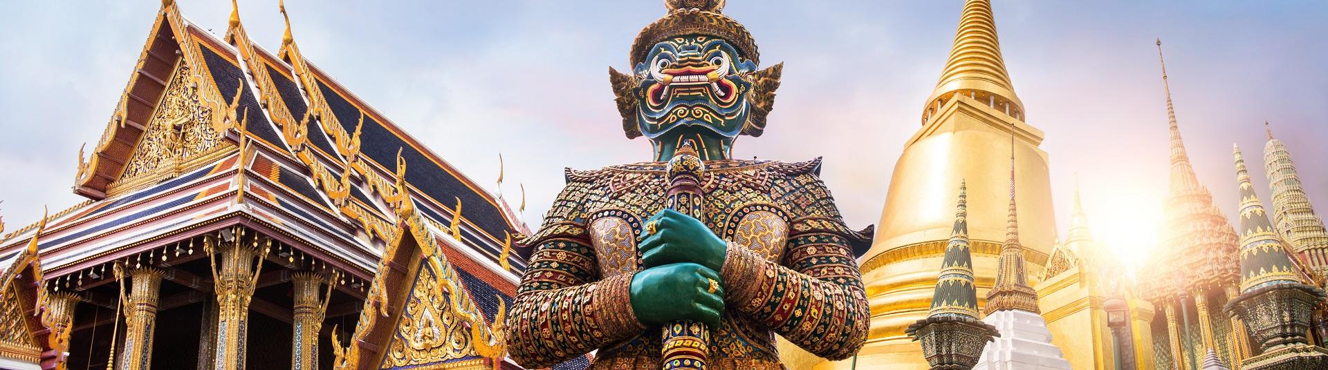 Week-end pas cher Bangkok