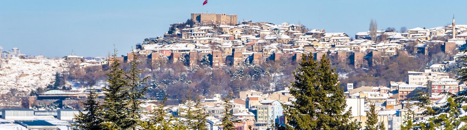 Week-end pas cher Ankara