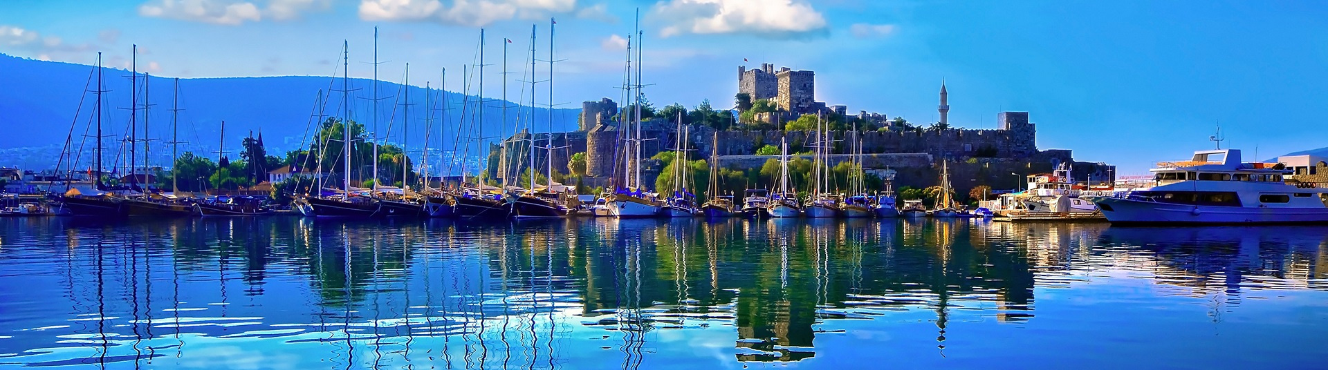 Week-end pas cher Bodrum
